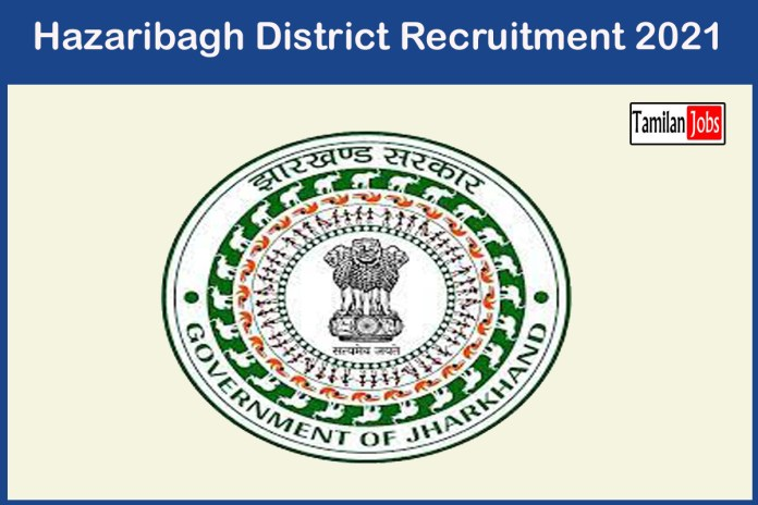 Hazaribagh District Recruitment 2021 Out – Apply Online 198 Accountant Jobs