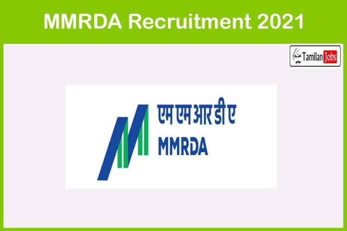 MMRDA Recruitment 2021 Out – Apply For Fire Officer, Chief Fire Officer Jobs