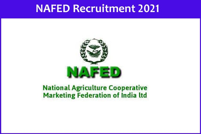 NAFED Recruitment 2021 Out – Apply Online Assistant Manager Jobs