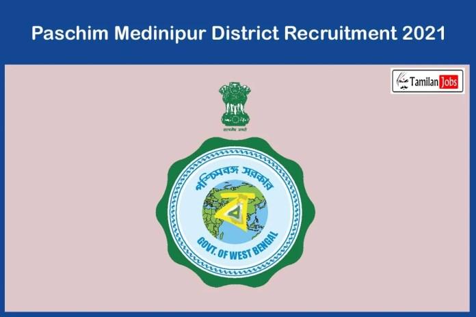 Paschim Medinipur District Recruitment 2021 Out – Walk In For 29 Staff Nurse Jobs