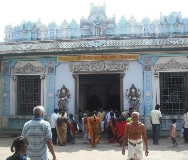 abhirami-temple-entrance