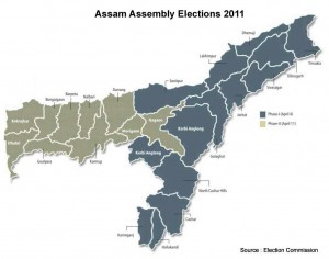 assam-political-map