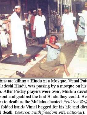 bangladesh-muslims-kill-hindu-friday-prayer