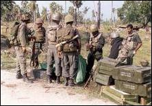 SLA Soldiers