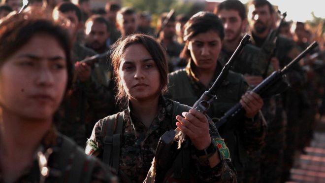 Who are the Kurds- Turkey & Syria Issue