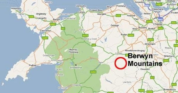 The Welsh Roswell UFO Incident Explained - Berwyn Mountains UK