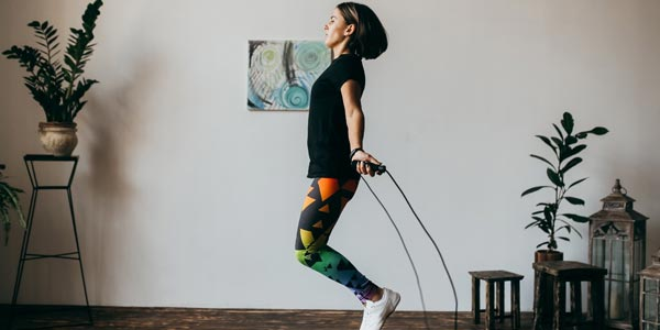 jump rope exercise benefits