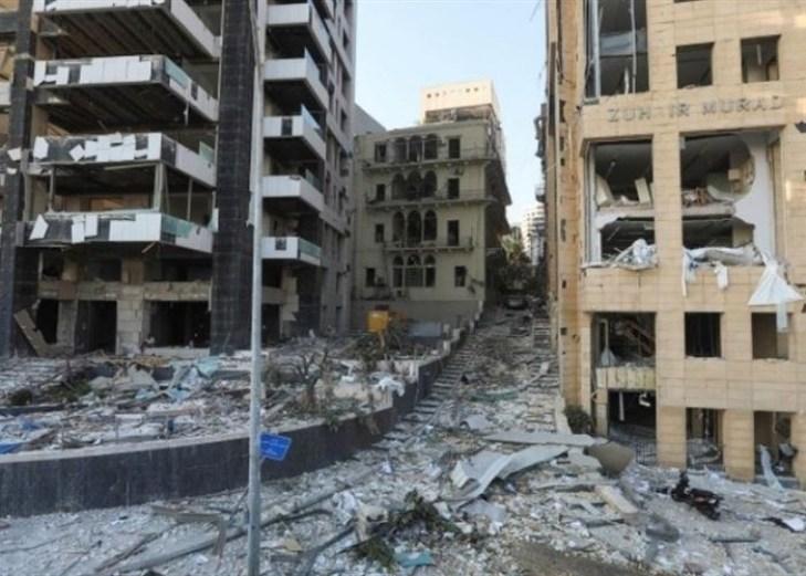 الممتلكات والمؤسسات المؤمنة ٪١٠ من مجمل الأبنية المتضررة والكلفة ٢ مليار دولار