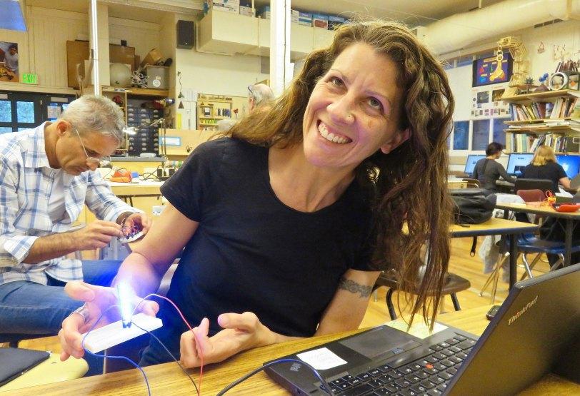 Sarah-Brewer-Arduino-Tam-Makers