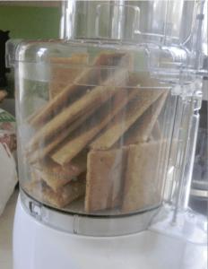 homemade graham cracker crust recipe