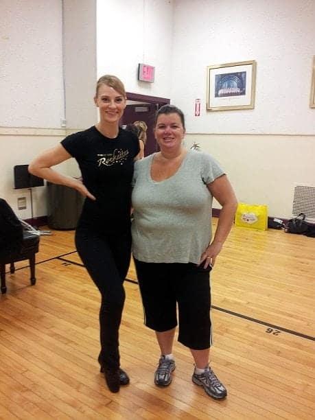 Rockettes Workout