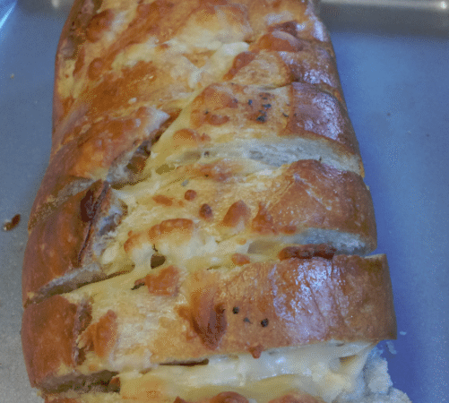 Super Amazing Garlic Bread