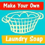 Home Made Laundry Soap = $.08 a load!!!