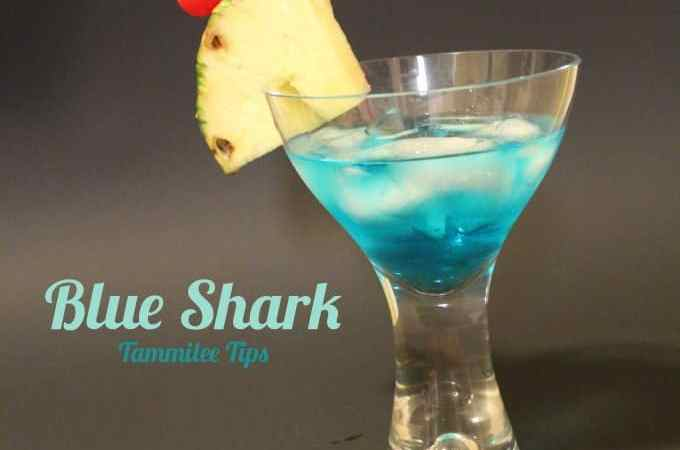 Blue Shark Cocktail Recipe