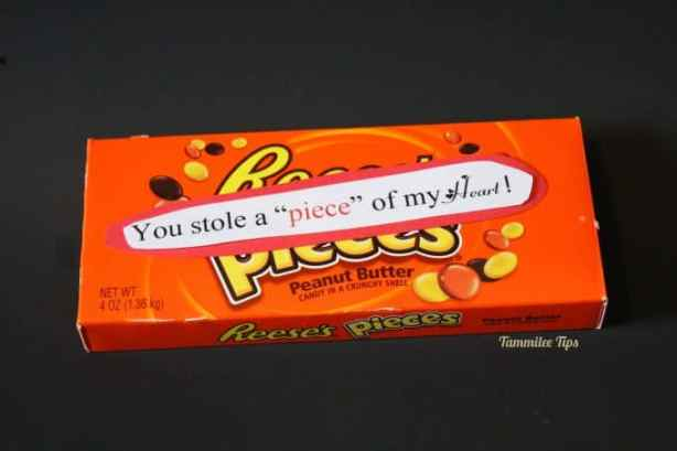 You Stole a Piece of my Heart! Valentine's Day Gift
