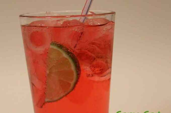 Copy Cat Sonic Cherry Limeade Recipe