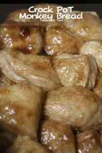 Crock Pot Monkey Bread Tammilee Tips