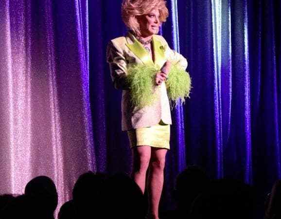Frank Marino Diva Las Vegas Show! Superstar Female Impersonators!