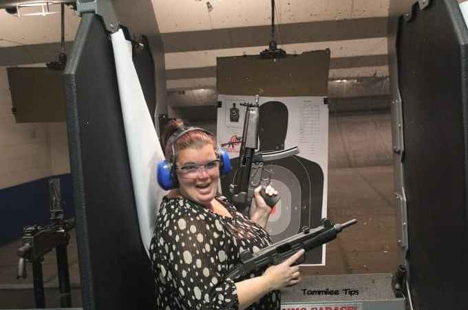Put a Bang in your visit to Las Vegas with a visit to the Guns and Ammo Garage!