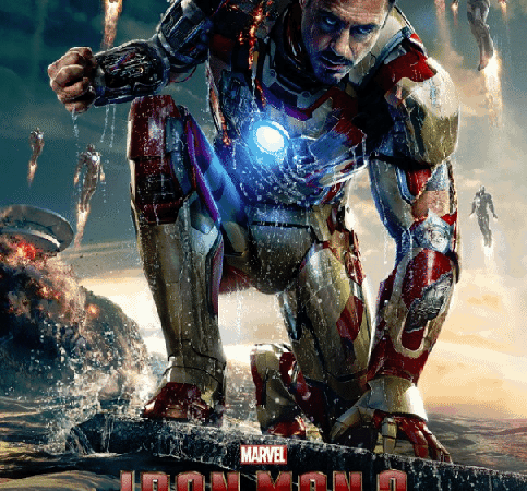 Exclusive Interview ~ The making of the Iron Man 3 Arc Reactors #IronMan3Event