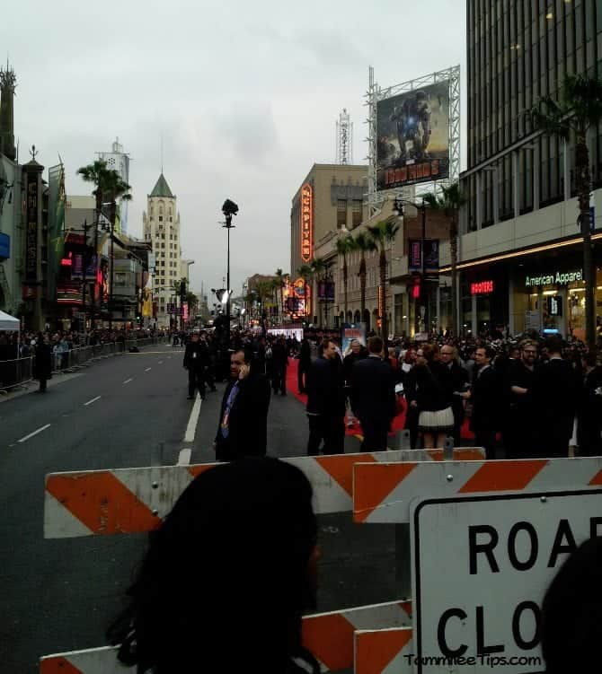 Iron Man 3 Red Carpet Premiere at the El Capitan Theater 4