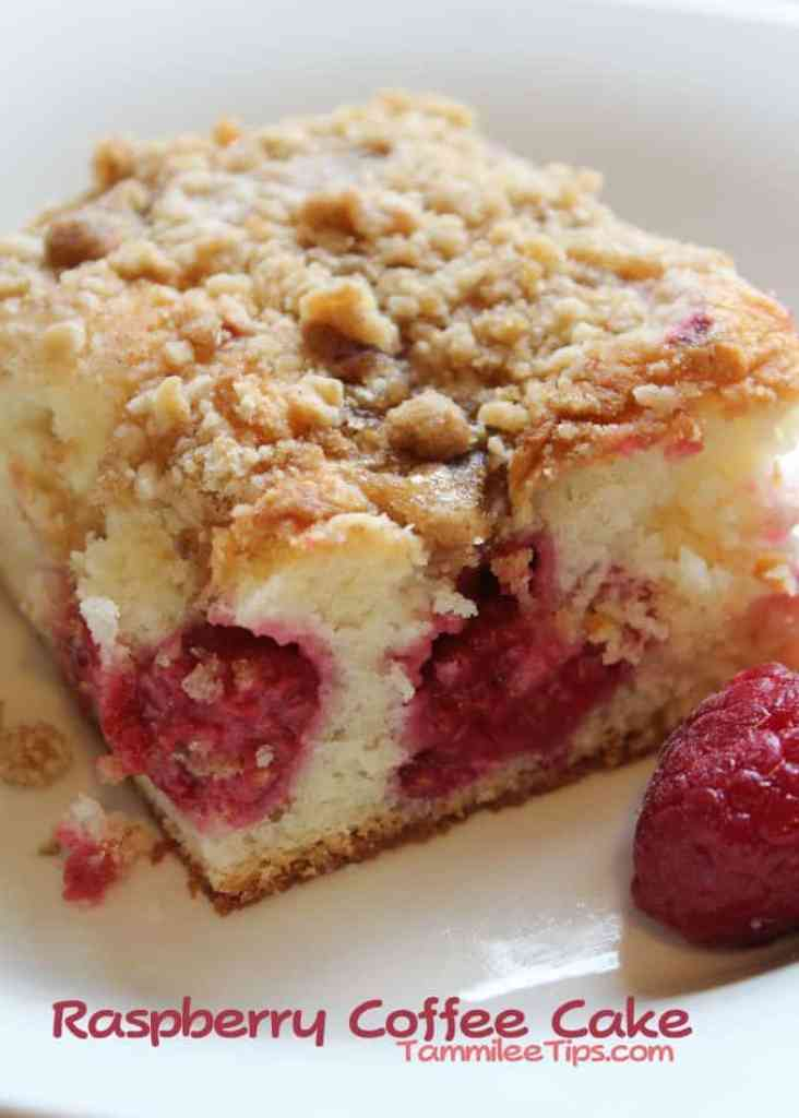 Peach And Raspberry Cake Starbucks