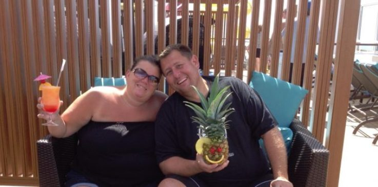 Carnival Breeze Serentiy Drinks