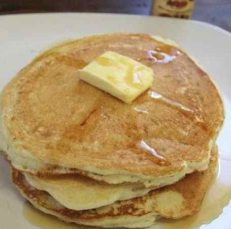 Copy Cat Cracker Barrel Pancakes Recipe
