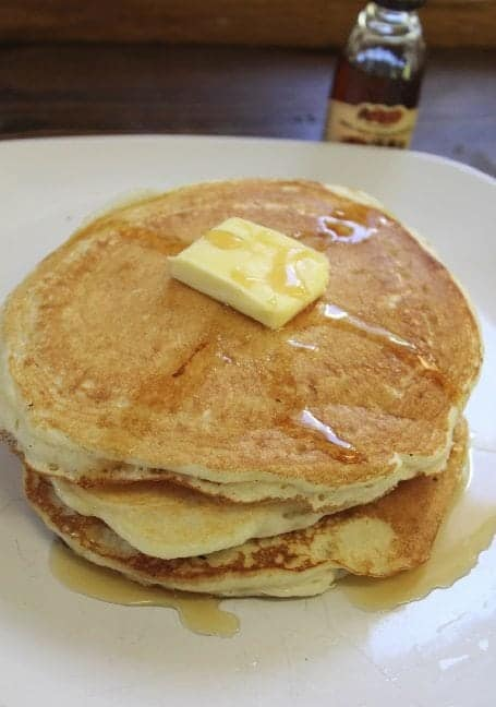 Copy Cat Cracker Barrell Pancakes