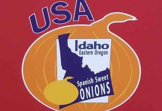 USA Onions Grill Off at the Boise State Football Tailgate Party