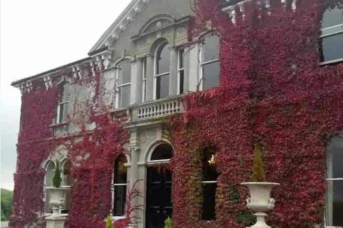 Step back in time at Lyrath House Estate Hotel Kilkenny Ireland