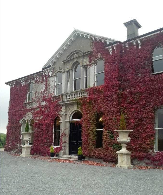 Lyrath House Estate Side Entrance