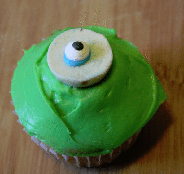 Monsters University Cupcakes 2