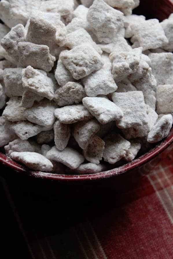 Apple Cider Muddy Buddies Recipes