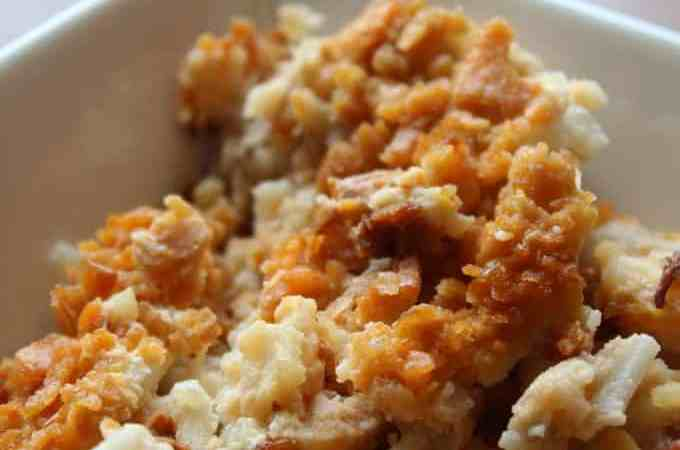 Crock Pot Cheesy Hashbrown Casserole Recipe