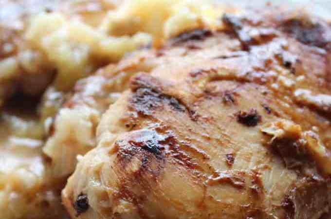 Crock Pot Pineapple Chicken Recipe also known as Crock Pot Hawaiian Chicken