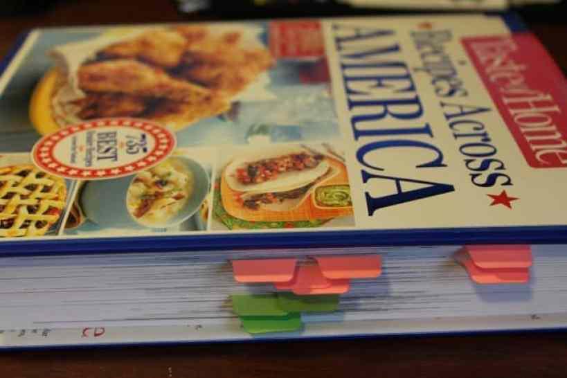 Taste of Home Recipes Across America Cookbook
