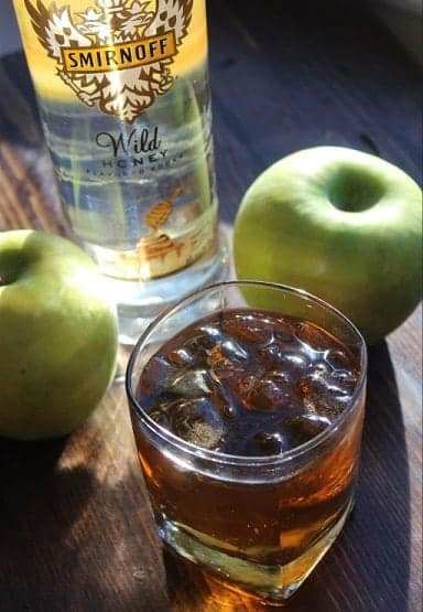 Apple Cocktail 2