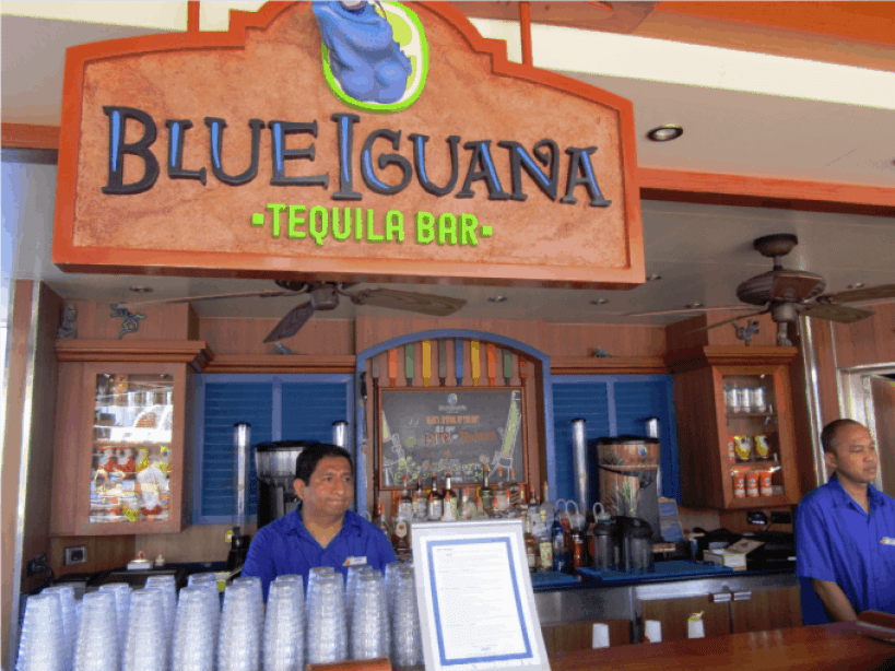 Blue Iguana Tequila Bar 2