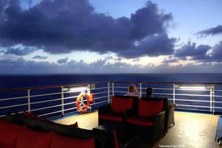 Carnival Breeze Back Deck 3