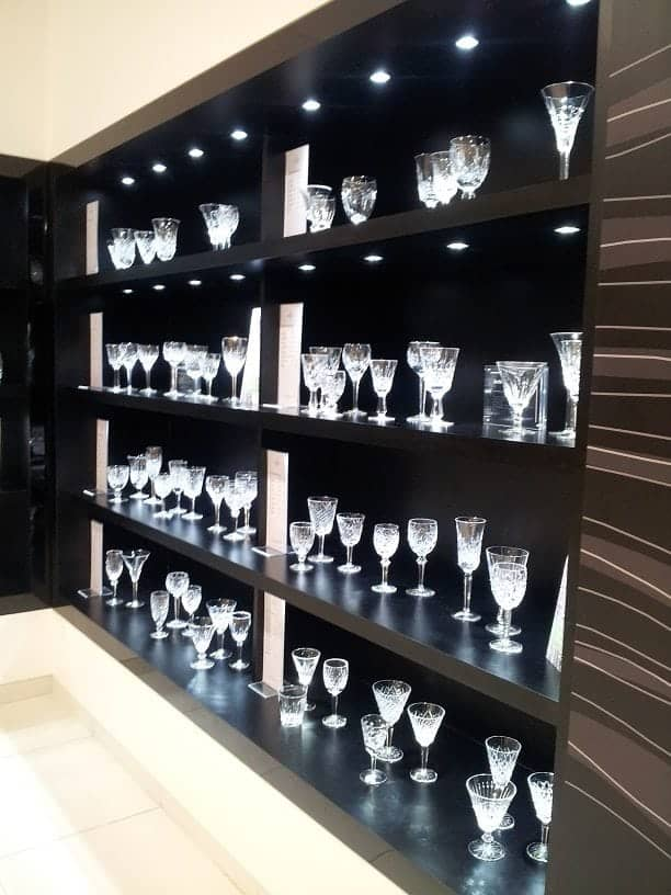 Waterford Crystal Gift Shop