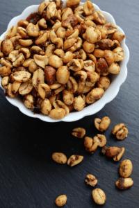 Crockpot Spicy Peanuts Recipe