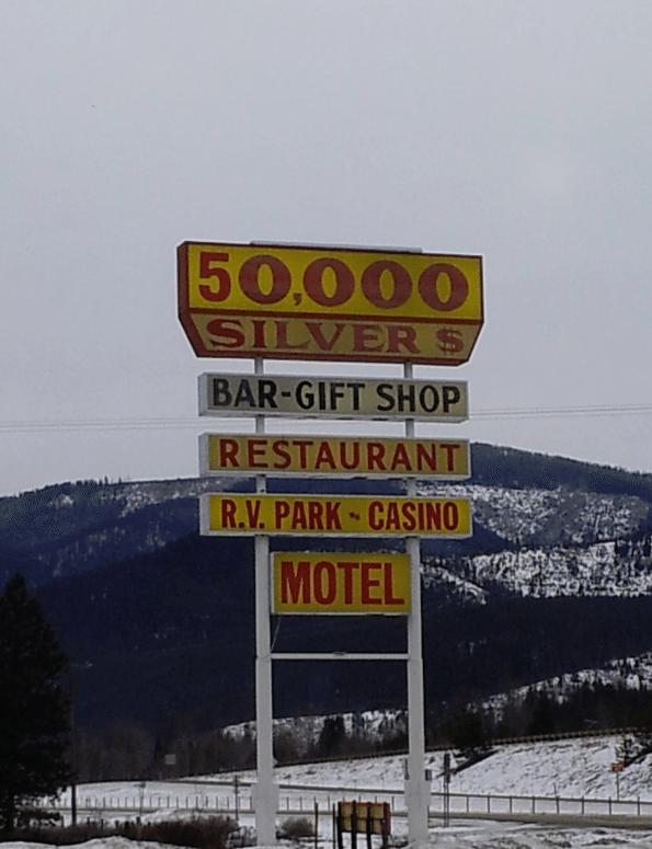 Million Dollar Bar Haugen Mt