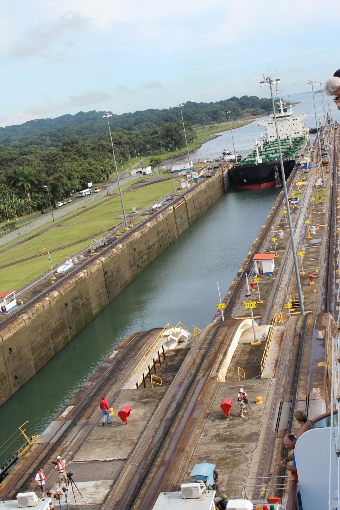 Panama Canal Crossing PHoto