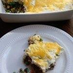 Super easy shephards pie