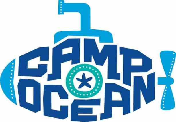Camp Ocean - logo