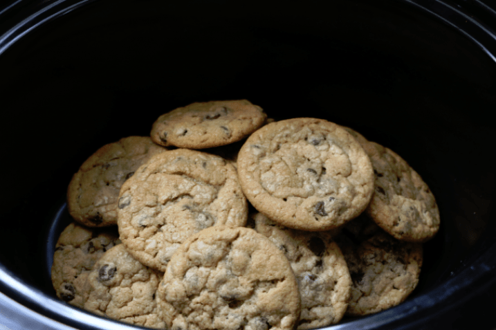 Crock Pot Chocolate Chip Cookies Tammilee Tips