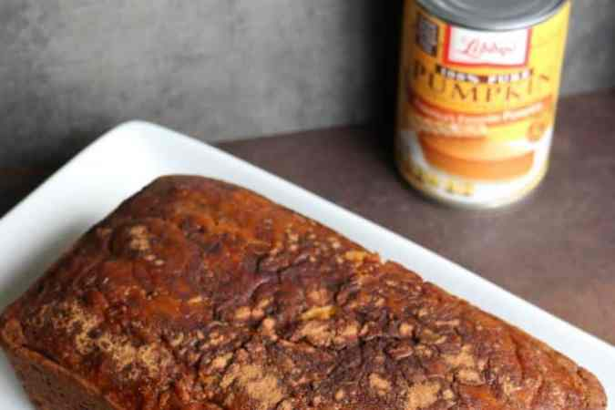 Crock Pot Pumpkin Bread Recipe