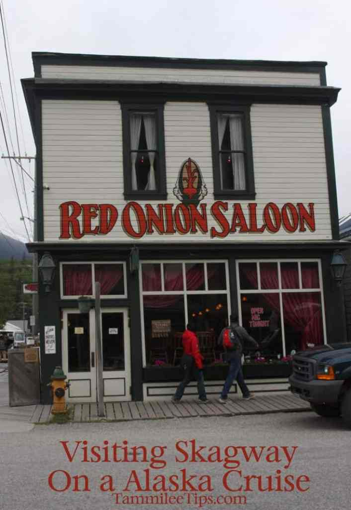 Visiting Skagway on a Alaska Cruise