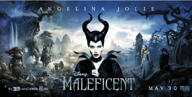 maleficent movie psoter